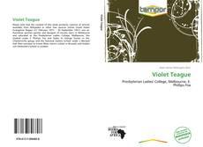 Обложка Violet Teague