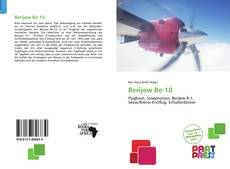 Обложка Berijew Be-10