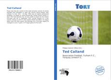 Bookcover of Ted Calland