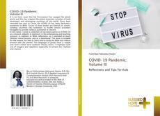 Buchcover von COVID-19 Pandemic: Volume III