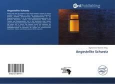 Bookcover of Angestellte Schweiz