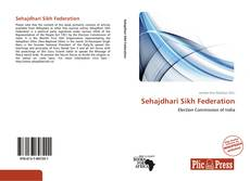 Bookcover of Sehajdhari Sikh Federation