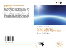 Angewandte Geo-Informations-Technologie的封面