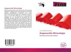 Bookcover of Angewandte Mineralogie