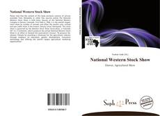 Bookcover of National Western Stock Show