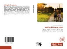 Wielątki Rosochate kitap kapağı