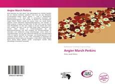 Portada del libro de Angier March Perkins