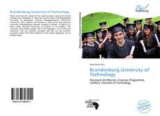 Brandenburg University of Technology的封面