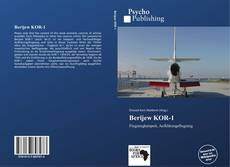 Buchcover von Berijew KOR-1