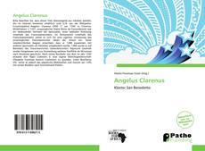 Capa do livro de Angelus Clarenus