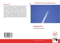 Bookcover of Berijew R-1