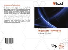 Buchcover von Angepasste Technologie