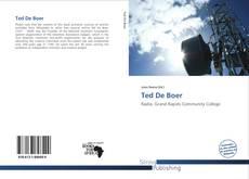Capa do livro de Ted De Boer
