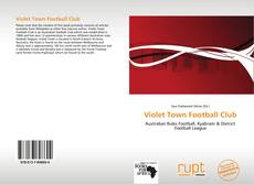Buchcover von Violet Town Football Club