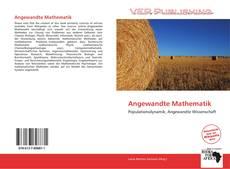 Buchcover von Angewandte Mathematik