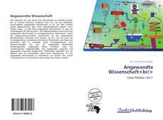 Buchcover von Angewandte Wissenschaft