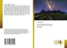 Portada del libro de Hurry-Make Forever
