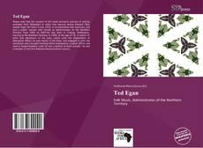 Ted Egan kitap kapağı
