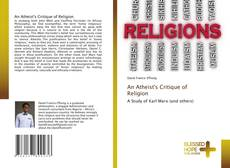 Обложка An Atheist's Critique of Religion