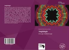 Обложка Angiologie