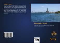 Обложка Thomas R. Norris