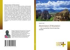 Buchcover von Abomination of Desolation
