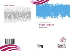Bookcover of Roger Simpson