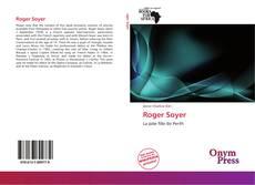 Roger Soyer kitap kapağı