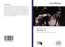 Capa do livro de Ted Ginn, Sr.