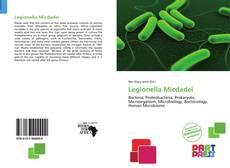 Обложка Legionella Micdadei