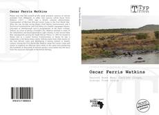 Bookcover of Oscar Ferris Watkins