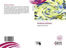 Portada del libro de Andreas Krämer