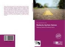 Buchcover von Rodovia Ayrton Senna