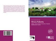 Buchcover von Wnory-Pażochy