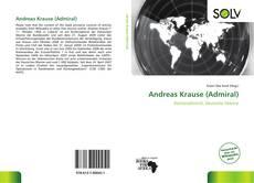 Обложка Andreas Krause (Admiral)