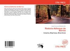 Capa do livro de Rodovia Adhemar de Barros