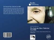 Capa do livro de Wo Gott der Herr Nicht bei Uns Hält