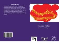 Andreas Kröper kitap kapağı