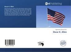 Bookcover of Oscar K. Allen