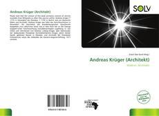 Bookcover of Andreas Krüger (Architekt)