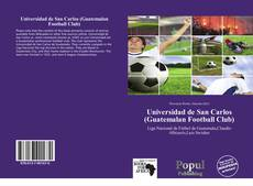 Bookcover of Universidad de San Carlos (Guatemalan Football Club)