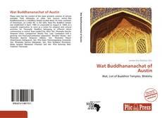 Wat Buddhananachat of Austin kitap kapağı