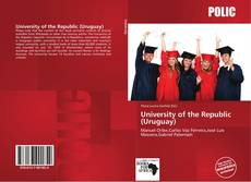 University of the Republic (Uruguay)的封面