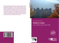 Portada del libro de Rodoni Castle