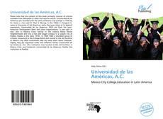 Buchcover von Universidad de las Américas, A.C.