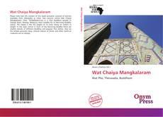 Capa do livro de Wat Chaiya Mangkalaram