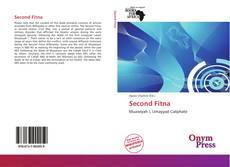 Capa do livro de Second Fitna