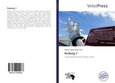 Bookcover of Rodong-1