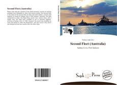 Обложка Second Fleet (Australia)