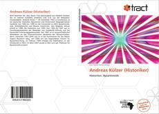 Bookcover of Andreas Külzer (Historiker)